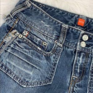 BOSS Hugo Boss Women's Kylie 16615 Jeans W28 L32